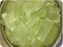 Cách nấu nước nha đam đường phèn lá dứa