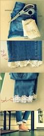 Cách tái chế quần áo cũ không đụng hàng cực đẹp
