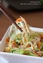 Cách làm gỏi gà bắp cải giòn rụm, ngon thơm